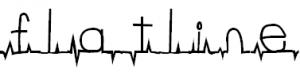 Flatline Font for Medical Professionals