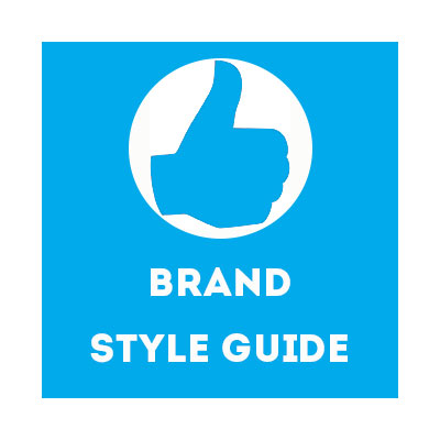 Create a brand style guide.