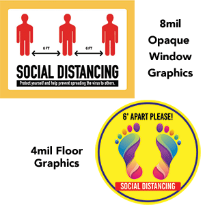 Standard Circle Floor Graphics product image