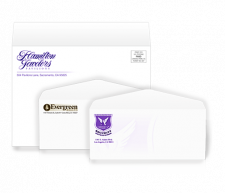 1 - 2 Color Envelopes