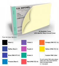 Carbonless Snapset Booklets