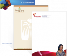 Full Color Letterheads
